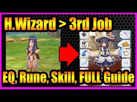 F2P Wizard to Warlock Guide & Explained [Ragnarok M Eternal Love]