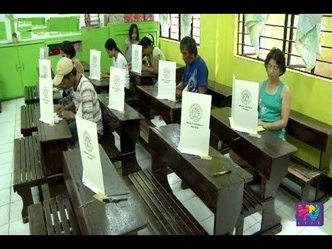 Panukalang pagpapaliban Brgy,  SK polls, aprubado ng Committee on Suffrage & Electoral Reforms