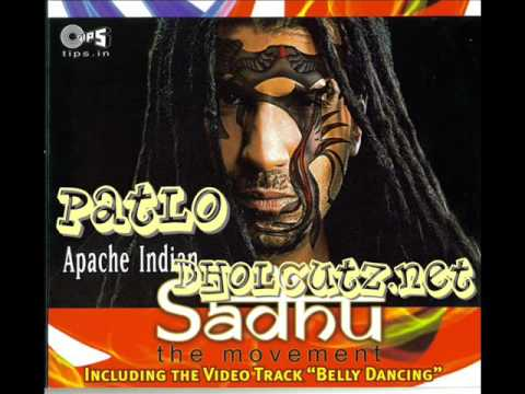 Apache Indian  -  sadhu  2007