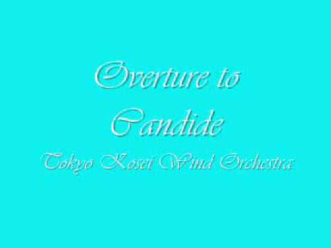 Overture to Candide.Tokyo Kosei Wind Orchestra.