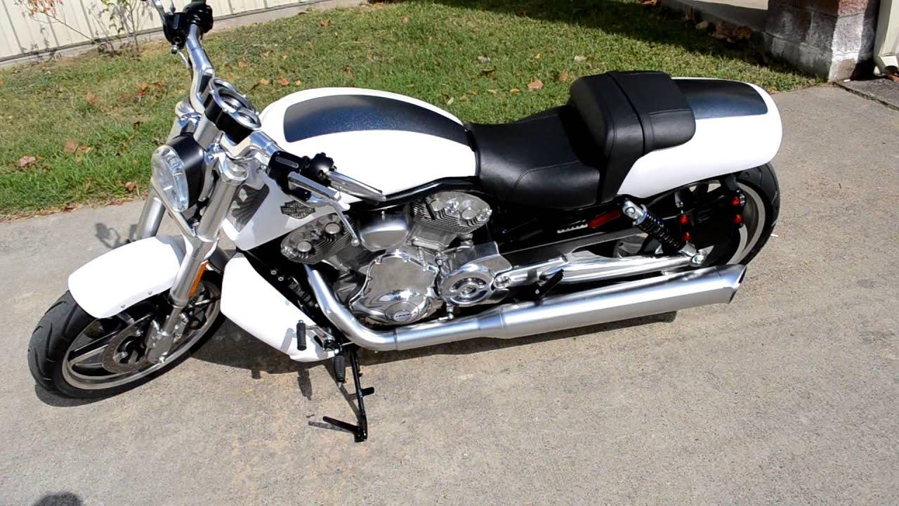 Harley Davidson: 2013 Harley-Davidson VRSCF V-Rod Muscle®
