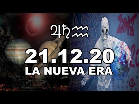 LA IMPACTANTE PREDICCIÓN DEL 21 DE DICIEMBRE DE 2020 LA NUEVA ERA