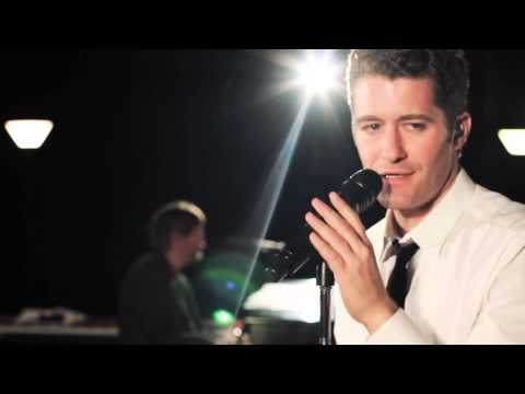 Matthew Morrison - A Day In The Studio Part 1
