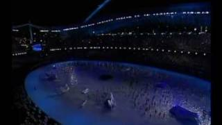 Athens 2004 | Opening Ceremony | DNA & Olive Tree