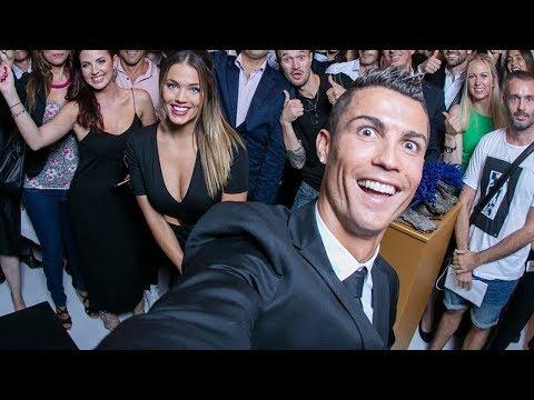 Cristiano Ronaldo'nun Hayatından Bir Gün.