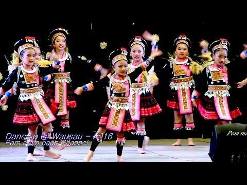 Nkauj Hmoob Vam Meej / Hmong Traditional Dance