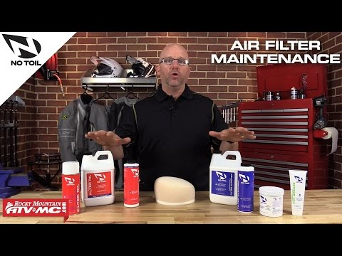 No Toil Air Filter Maintenance