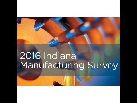 Indiana Manufacturing Survey 2016