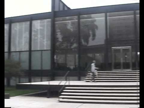 Mies van der Rohe: Crown Hall, Chicago