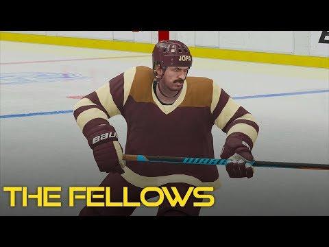 JOFA Helmet Vibes   The Fellows (NHL 20)