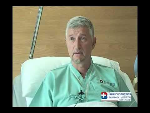 Laparoscopic Colorectal Surgery done at Bangkok Hospital Phuket