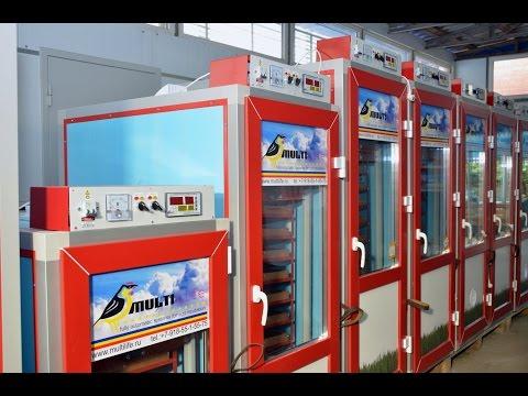 Инкубаторы MultiLife, Бориса Кравчик. Цена зависит от мировой валюты.