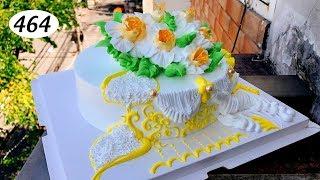 chocolate cake decorating bettercreme vanilla (464) Làm Bánh Kem Đơn Giản Sang Trọng (464)