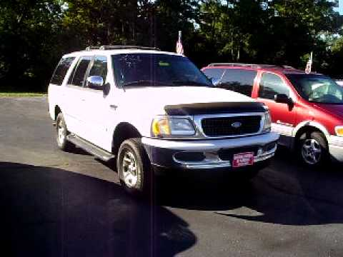 1997 ford expedition at marshall motors of florence ky