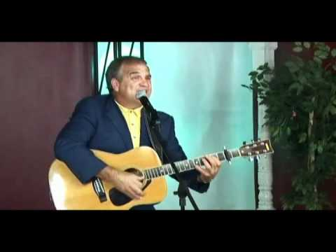 """DENNIS THOMPSON SINGS """"HANDS FILLED WITH LOVE"""""""