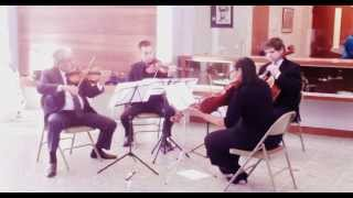 """The Helmsman Overture"" for string quartet"