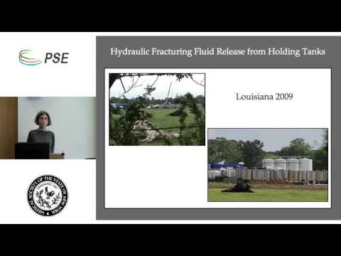 Impacts of Drilling on Human and Animal Health (Michelle Bamberger & Robert Oswald)