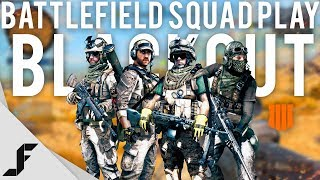 Battlefield Squad plays COD Blackout