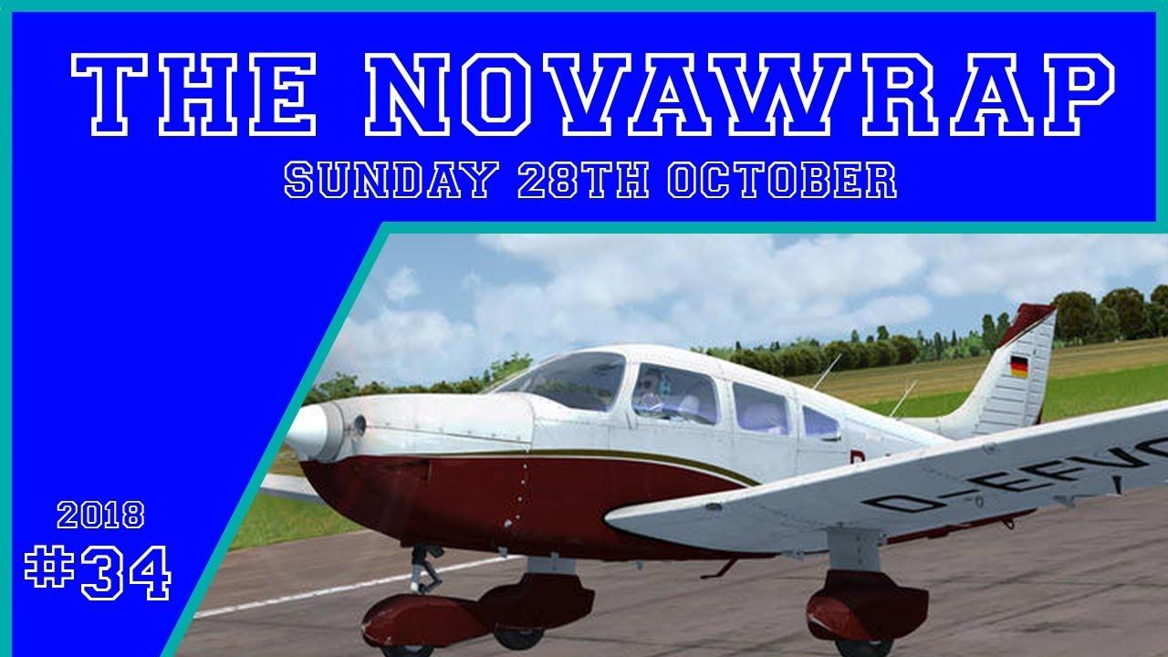 NovaWrap 28 October 2018 by Novawing24