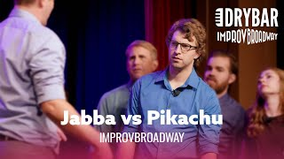 Star Wars Is Better Than Pokemon. Improv Broadway - Full Special