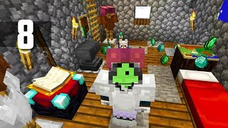 (0.32 MB) Rich Nomad Life! : Ep.8 - Minecraft Nomadic Survival Mp3