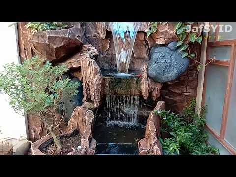 Inspirasi Membuat Kolam Hias di Depan Rumah atau Belakang Rumah