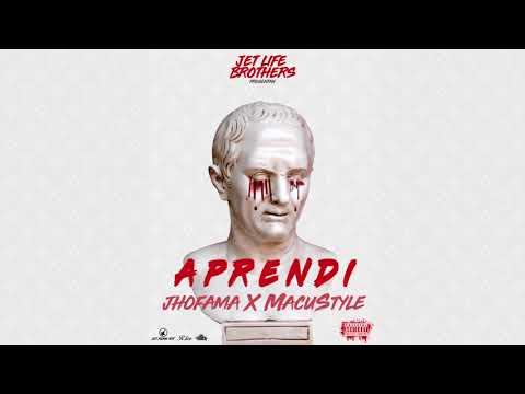 Aprendí (jhofama X MacuStyle) Prod by: R.Live