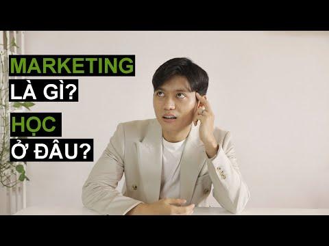 Marketing là gì? Học marketing ở đâu?