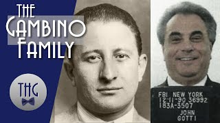 The Gambino Family, Carlo Gambino, and John Gotti