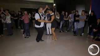 Alex & Desiree La Mesa Del Rincon Bachata Dance