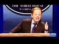 Melissa McCarthy s Sean Spicer on SNL Is Tragic Perfection