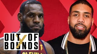 Guest Arian Foster Talks Transitioning to Entertainment Bobby Feeno and Cavs-Celtics | Out of Bounds