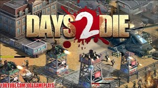Days 2 Die Android iOS Gameplay (By Betterfun Limited)