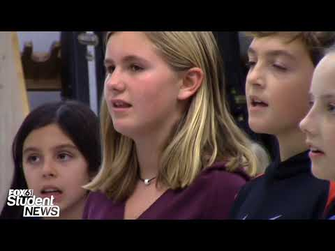 Mystic middle school select chorus