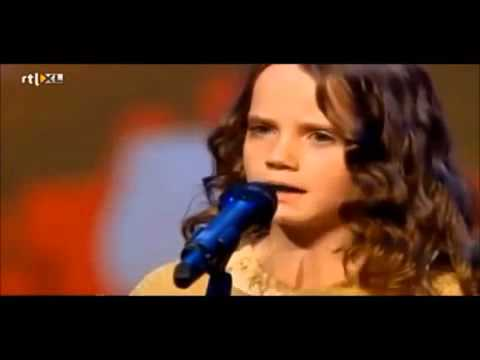 Young girls just 9 yearsold  shocks all judges! Amazing opera voice