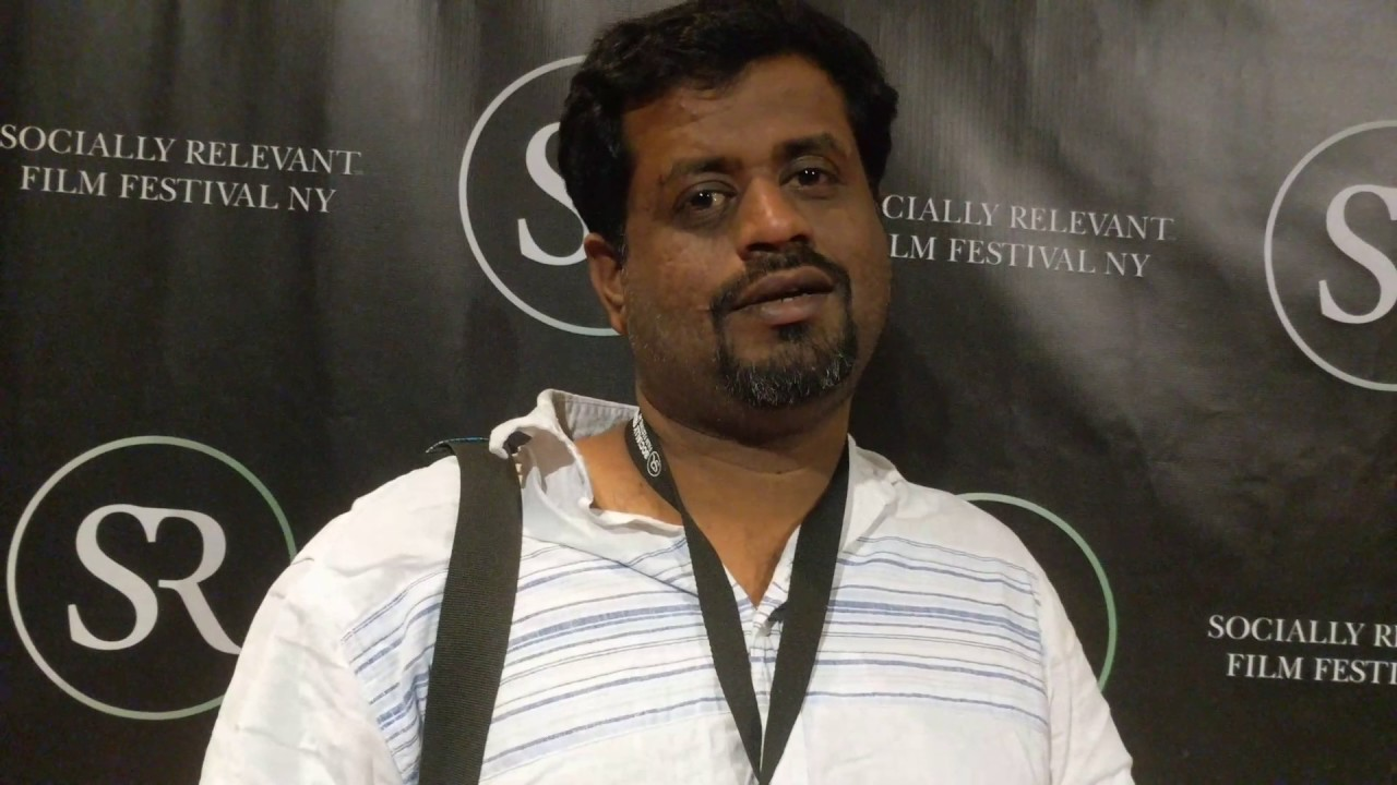 "Jeo Baby, director-writer of ""2 Girls"" at Socially Relevant Film Festival NYC 2017 - YouTube"
