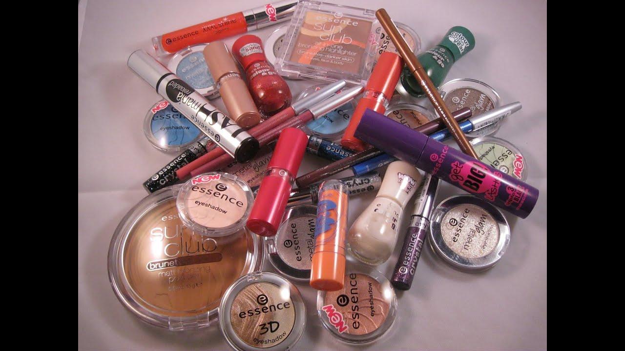 Essence Cosmetics Makeup Haul | Aishwarya