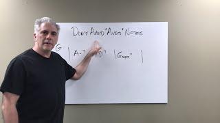"Music Theory: Don't Avoid ""Avoid"" Notes!"