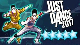 5☆ stars - Don't Worry - Just Dance 2017 - Wii U
