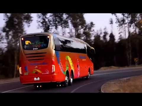 Pullman Vip  Presentación Bus 287  Transportes Villarroel  Pullman Bus