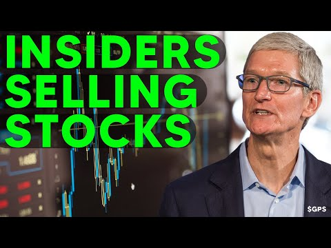 Economy Now Confirmed SLOWDOWN While Insiders Sell as Stocks Make New Highs!