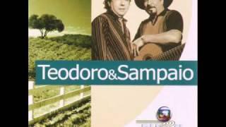 Teodoro e Sampaio - O Machão Chorou