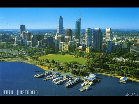 Driving In Perth, Australia, Dash Cam Footage