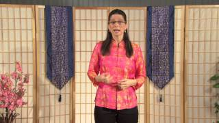 Qigong for Women DVD preview (YMAA) Lisa B. O