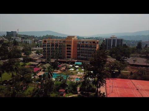 Travel to Congo via Rwanda Great Lakes region of Africa on a propeller plane!!!