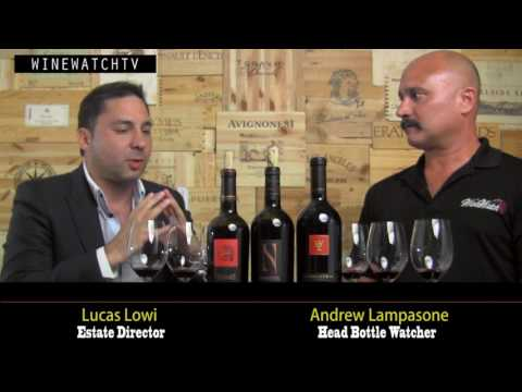 Bodega Numanthia Interview With Lucas Lowi - click image for video