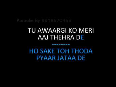 Humnava Karaoke Video lyrics Hamari Adhuri Kahani thumbnail