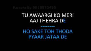 Humnava Karaoke Video lyrics Hamari Adhuri Kahani