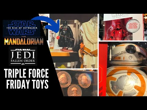 triple-force-friday:-star-wars-rise-of-skywalker-&-mandalorian-toys-&-collectibles-at-disney-store