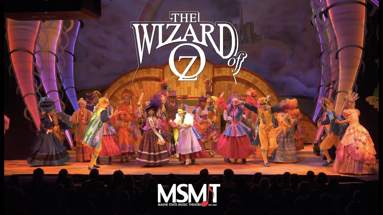 The Wizard of Oz at Maine State Music Theatre